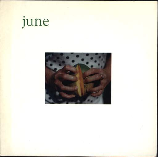"June: Genius / All Of Me, 7"" Single (Vinyl)"