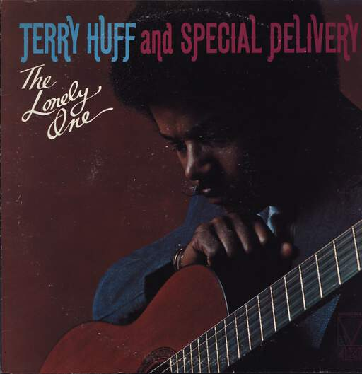 Terry Huff: The Lonely One, LP (Vinyl)