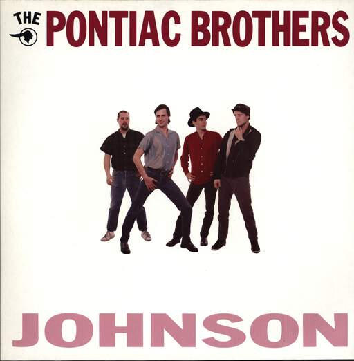 Pontiac Brothers: Johnson, LP (Vinyl)