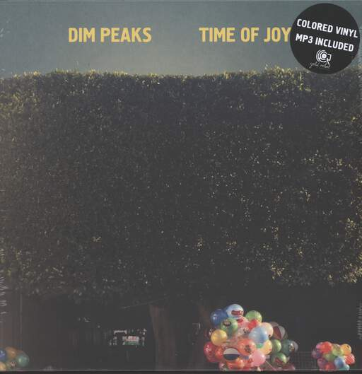 Dim Peaks: Time Of Joy, LP (Vinyl)