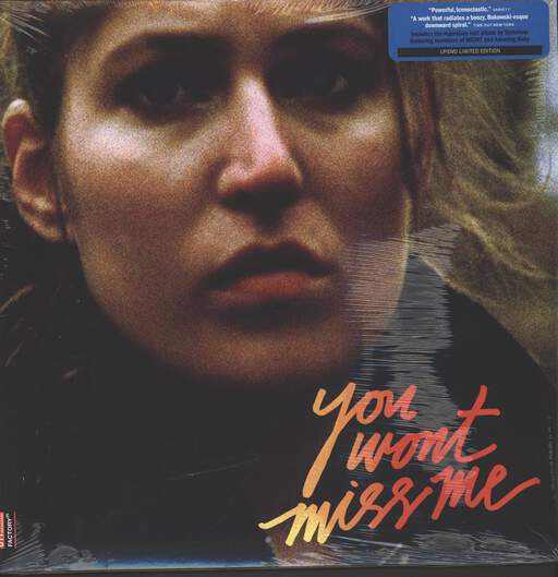 Various: You Wont Miss Me Soundtrack, LP (Vinyl)