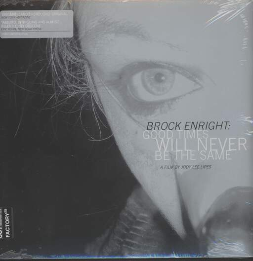 Brock Enright: Good Times Will Never Be The Same, LP (Vinyl)