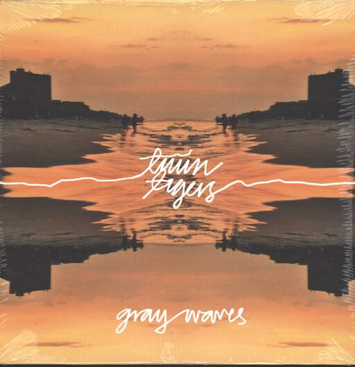 Twin Tigers: Gray Waves, LP (Vinyl)