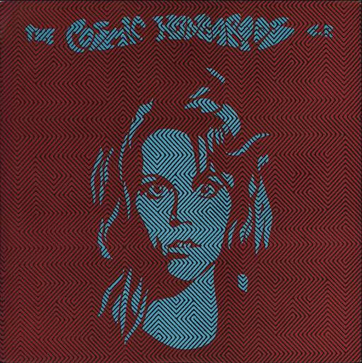"Cosmic Kangaroos: The Cosmic Kangaroos E.P., 7"" Single (Vinyl)"