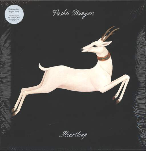 Vashti Bunyan: Heartleap, LP (Vinyl)