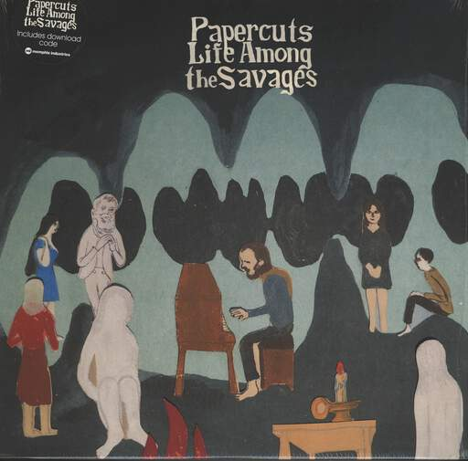 Papercuts: Life Among The Savages, LP (Vinyl)