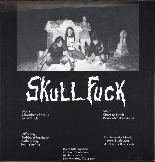 "Pendulum: Skull Fuck, 7"" Single (Vinyl)"