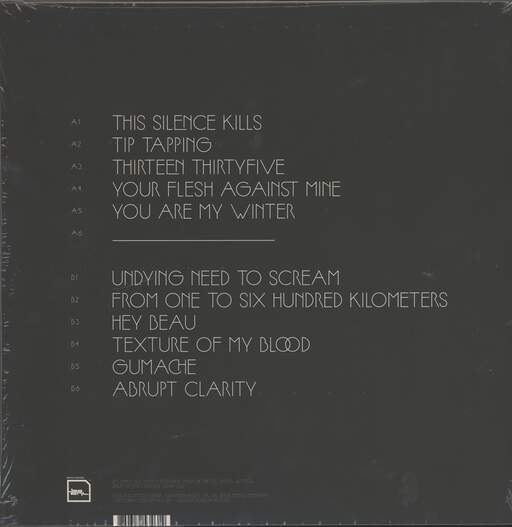 Dillon: This Silence Kills, LP (Vinyl)