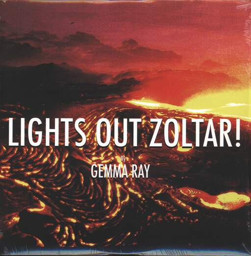 Gemma Ray: Lights Out Zoltar!, LP (Vinyl)