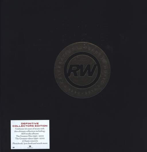 Robbie Williams: Definitive Collectors Edition, CD
