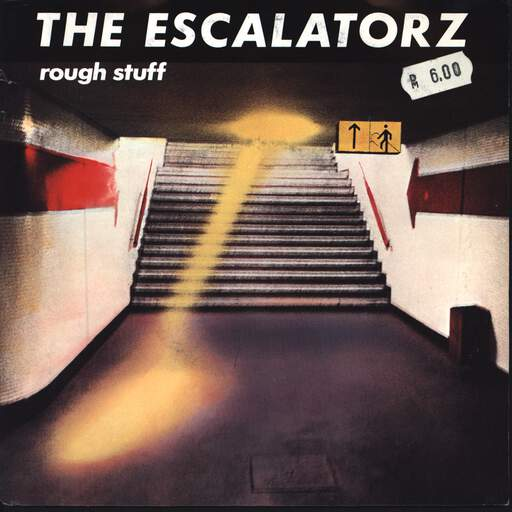 "Escalatorz: Rough Stuff / Back On My Feet Again, 7"" Single (Vinyl)"