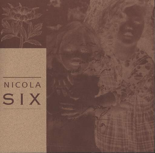 "Nicola Six: Alexander, 7"" Single (Vinyl)"