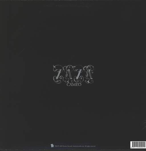 "ZAZA: Cameo, 12"" Maxi Single (Vinyl)"