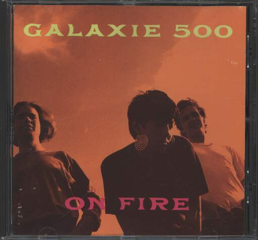 Galaxie 500: On Fire, CD