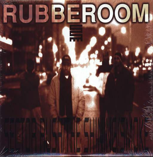 "Rubberoom: Sector Rush / Smoke, 12"" Maxi Single (Vinyl)"