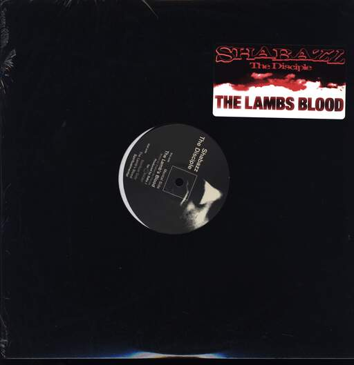 "Shabazz the Disciple: The Lambs Blood, 12"" Maxi Single (Vinyl)"