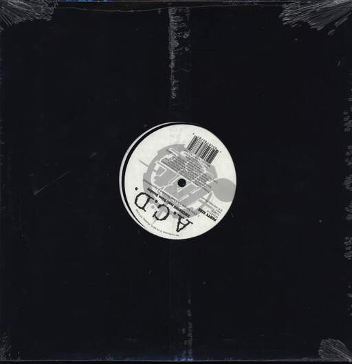 "Acd: Kings Of NY / Swerving, 12"" Maxi Single (Vinyl)"