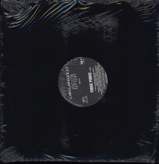 "Organized Konfusion: Fudge Pudge / Walk Into The Sun, 12"" Maxi Single (Vinyl)"