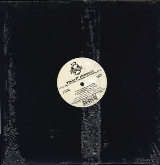 "Souls Of Mischief: Airborne Rangers / Groundbreaking, 12"" Maxi Single (Vinyl)"