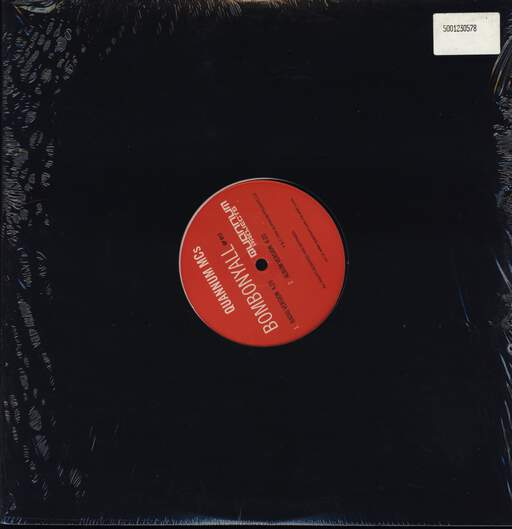 "Quannum MC's: Bombonyall, 12"" Maxi Single (Vinyl)"
