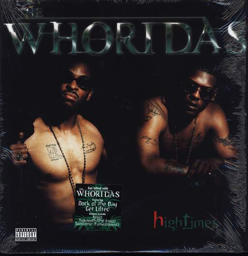 Whoridas: High Times, LP (Vinyl)