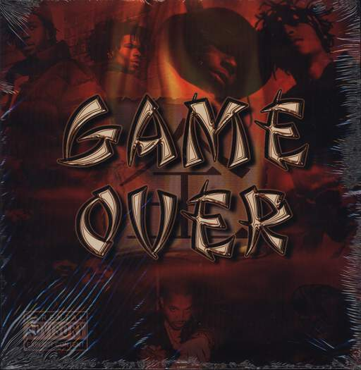 Various: Game Over, LP (Vinyl)
