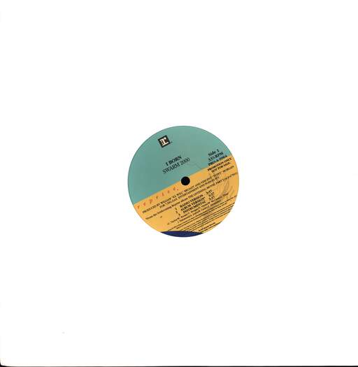 "I Born: Swarm 2000 / I Know, 12"" Maxi Single (Vinyl)"
