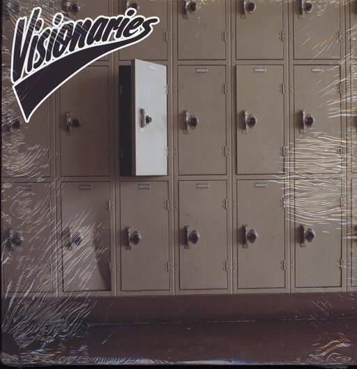 "Visionaries: Reach / DJ's MC's, 12"" Maxi Single (Vinyl)"