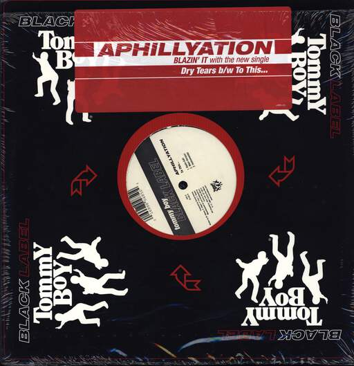 "Aphillyation: Dry Tears / To This..., 12"" Maxi Single (Vinyl)"
