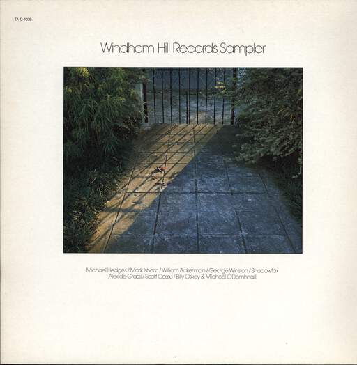 Various: Windham Hill Records Sampler '84, LP (Vinyl)