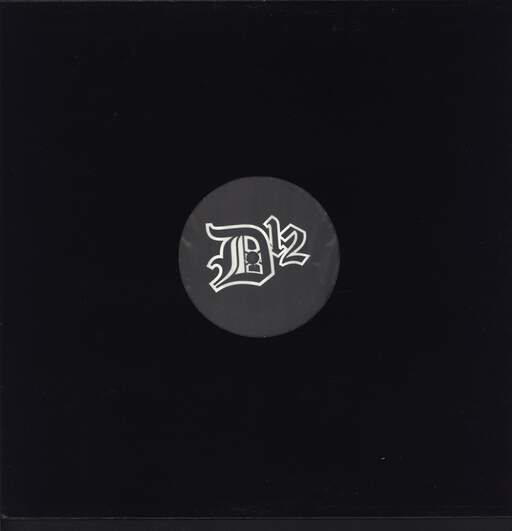 "D12: Shit On You / I Remember (Dedication To Whitey Ford), 12"" Maxi Single (Vinyl)"