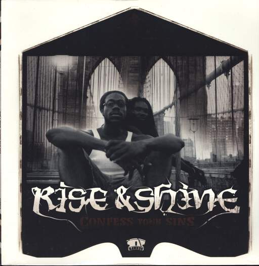 "Rise & Shine: Confess Your Sins, 12"" Maxi Single (Vinyl)"