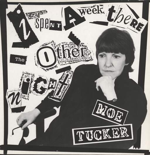 Moe Tucker: I Spent A Week There The Other Night, LP (Vinyl)