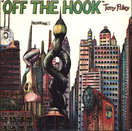 "Tony Pilley: Off The Hook / Mummy And Daddy, 7"" Single (Vinyl)"