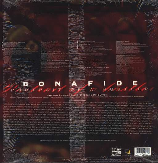 Diezzle Don: Bonafide Portrait Of A Hustler, LP (Vinyl)