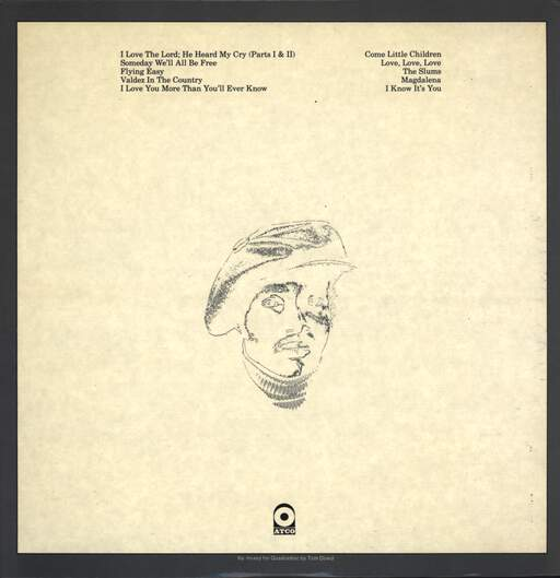Donny Hathaway: Extension Of A Man, LP (Vinyl)