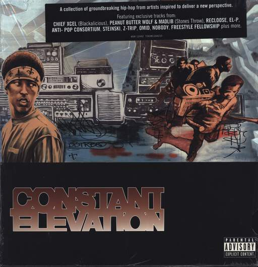 Various: Constant Elevation, LP (Vinyl)