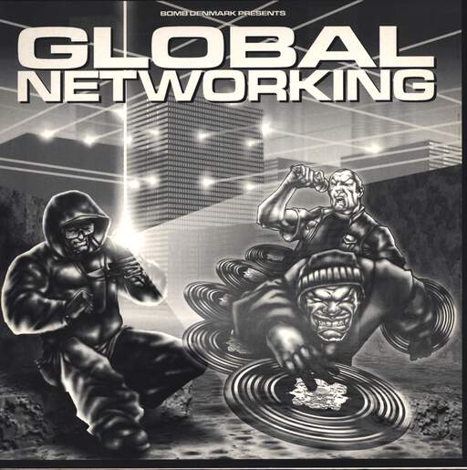 Various: Global Networking, LP (Vinyl)