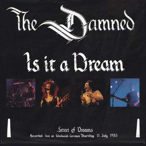 "Damned: Is It A Dream, 7"" Single (Vinyl)"