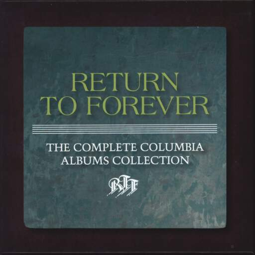 Return To Forever: The Complete Columbia Album Collection, CD