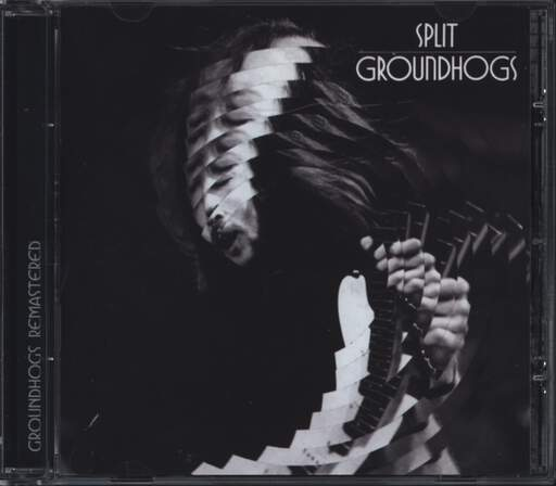 Groundhogs: Split, CD