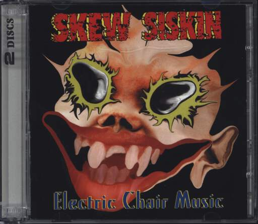 Skew Siskin: Electric Chair Music, CD