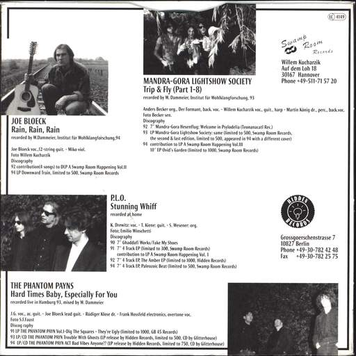 "Various: Hartbeat Magazine EP, 7"" Single (Vinyl)"