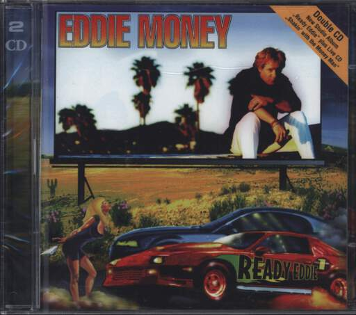 Eddie Money: Ready Eddie, CD