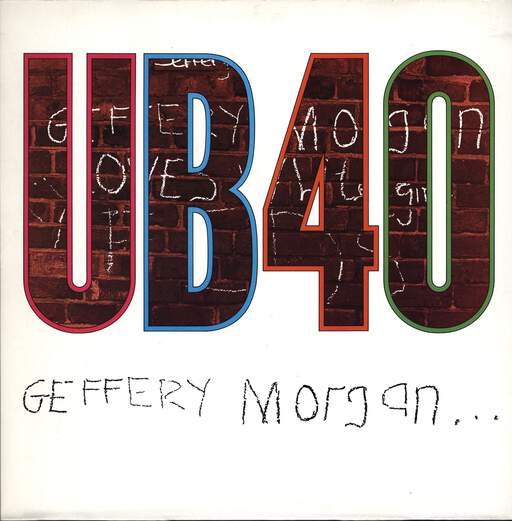 Ub40: Geffery Morgan..., LP (Vinyl)
