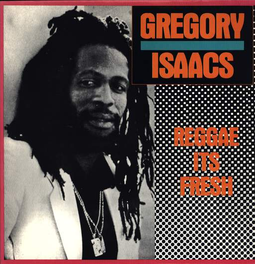 Gregory Isaacs: Reggae It's Fresh, LP (Vinyl)