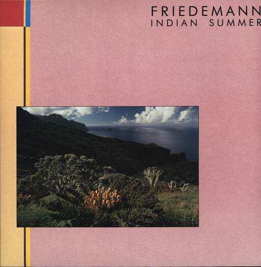 Friedemann: Indian Summer, LP (Vinyl)