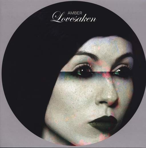 "Amber: Lovesaken, 12"" Maxi Single (Vinyl)"