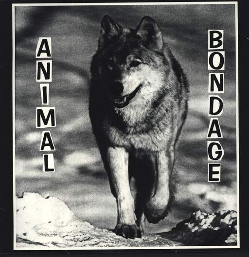Animal Bondage: Animal Bondage / Fierce, LP (Vinyl)