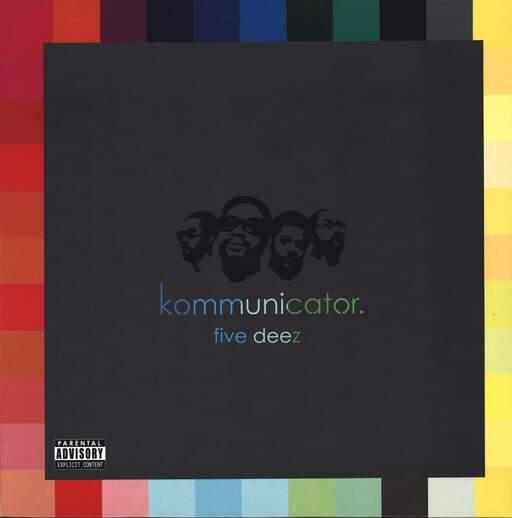 Five Deez: Kommunicator, LP (Vinyl)